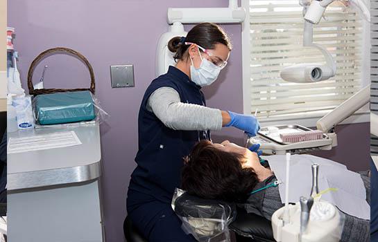 Sam, Registered Dental Hygienist