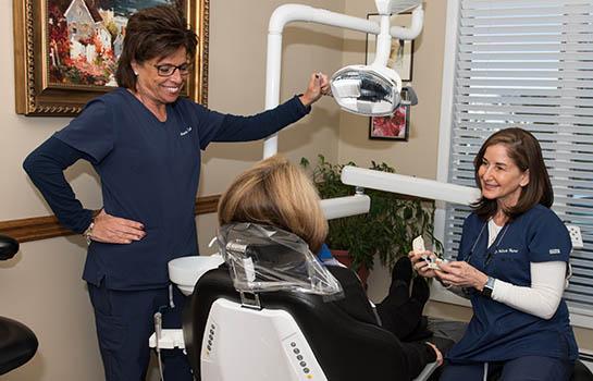 Melinda and Anna, Registed Dental Assistant